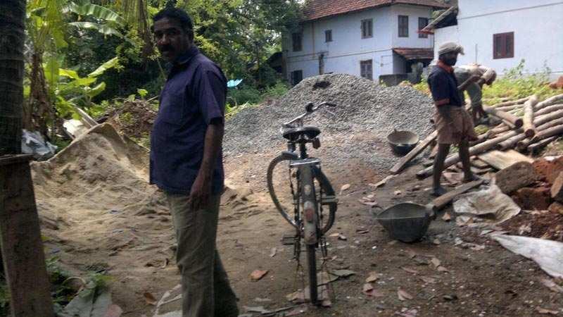 Thiruvannur 4 Cent Residential Land for Sale