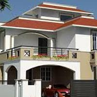 3 BHK Semi furnished Villa For Rent in pantheerankave