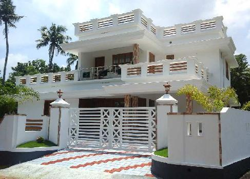5,6 cent 4 bedroom luxury house for sale in calicut easthill