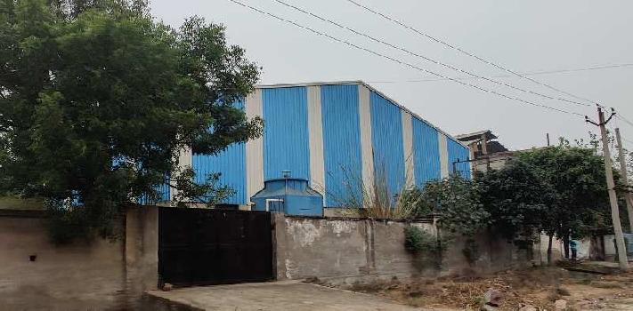 3000 Sq Mtr industrial Plot IN Chopanki - Bhiwadi