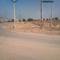 20 Acres industrial land RIICO 80 kms of BHIWADI in Alwar MIA