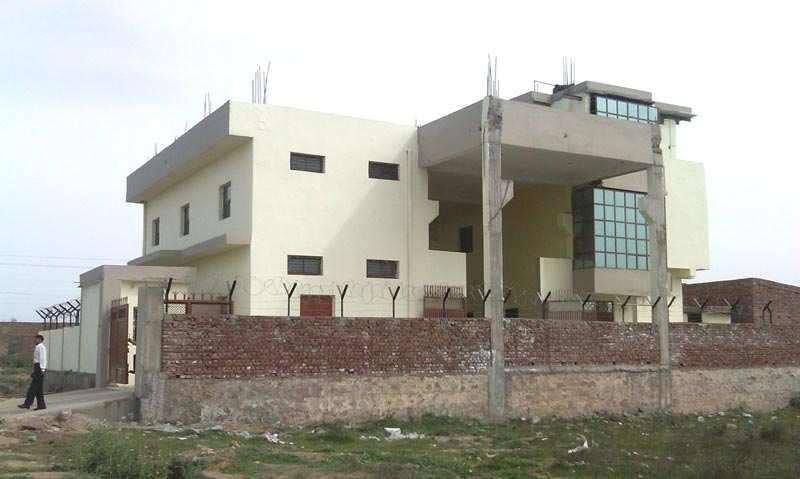7000 Sqft RCC Factory At Bhiwadi - Khuskhera