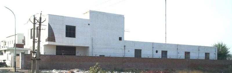 1200 Sqmtr Factory Building Bhiwadi RIICO