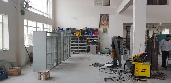 Industrial Building For Rent In Bhiwadi Hub