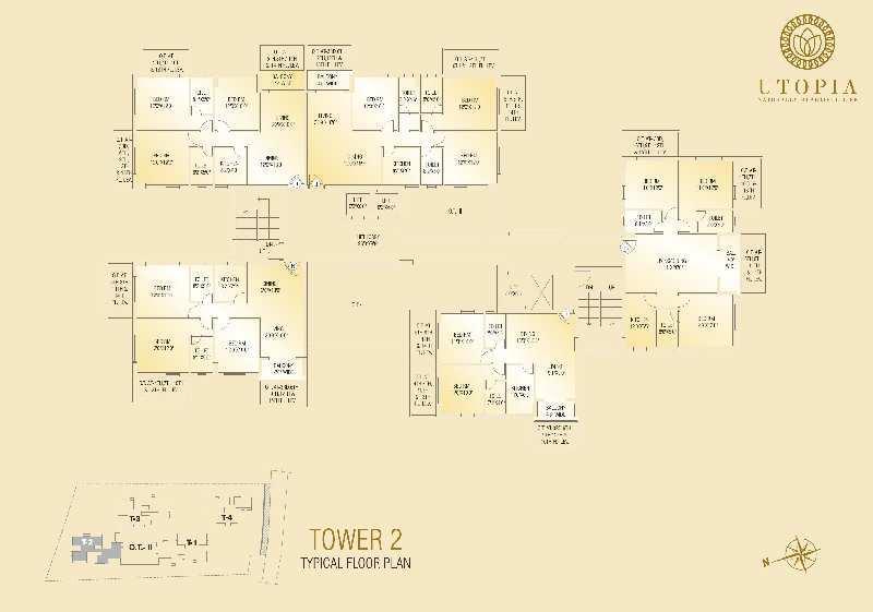 2 BHK Flats & Apartments for Sale in Madurdaha, Kolkata