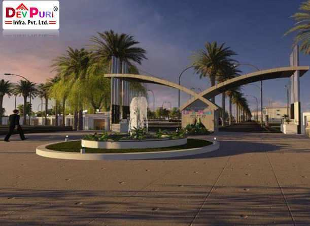 751 Sq.ft. Residential Plot for Sale in Mohan Road, Lucknow