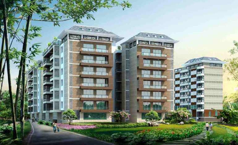 3 BHK Flats & Apartments for Sale in Dalanwala, Dehradun