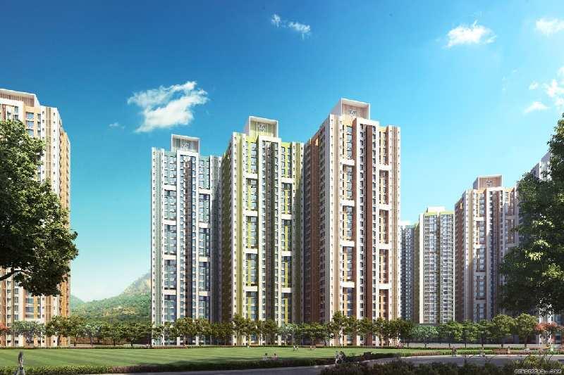 289 Sq.ft. Studio Apartments for Sale in Panvel, Navi Mumbai