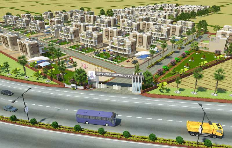 100 Sq. Yards Residential Plot for Sale in Dholera, Ahmedabad