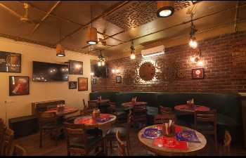 Restaurant & Lounge for Rent in Pimple Saudagar