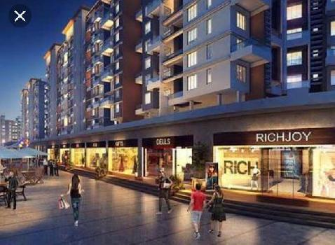 Shop on rent in Wakad