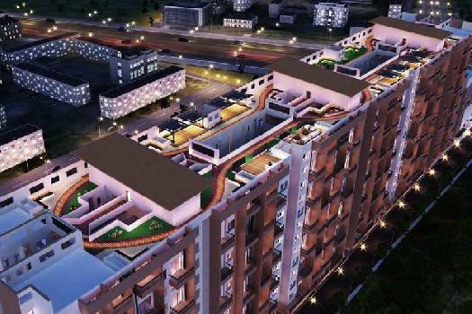 2BHK flats with Podium Terrace in Wakad