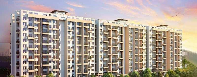 2BHK large flats in Wakad