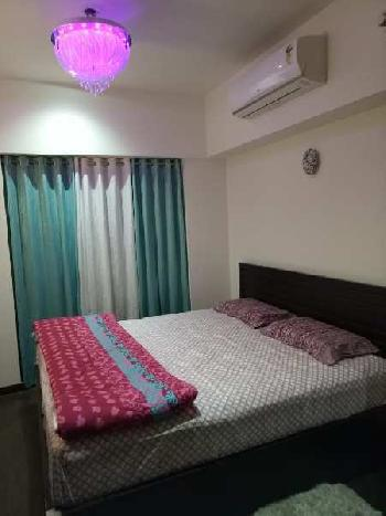 Furnished Studio Apartment on Rent in Lodha Belmondo
