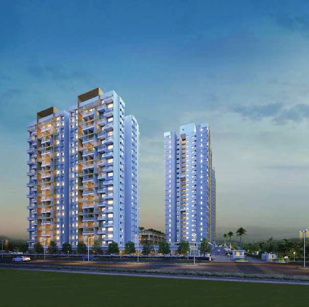 2 BHK Flats & Apartments for Sale in Hinjewadi, Pune