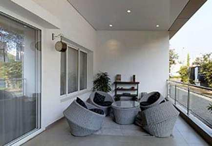 4BHK flat for sale in Pimple Nilakh