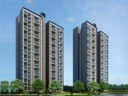 3BHK semi furnished flat on rent in Lodha Belmondo