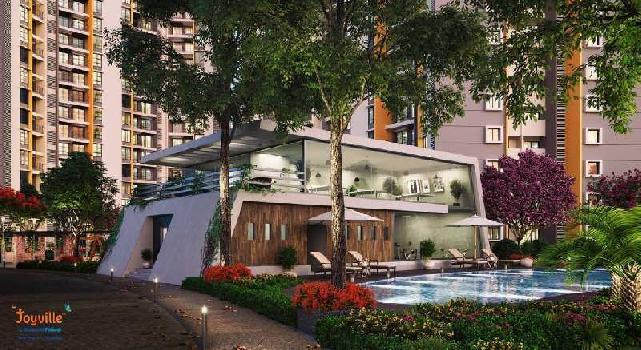 2BHK Garden flat in Hinjewadi