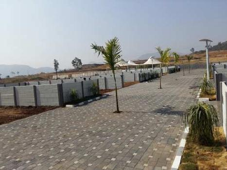 Bungalow Plot for Sale near Kanhe Phata