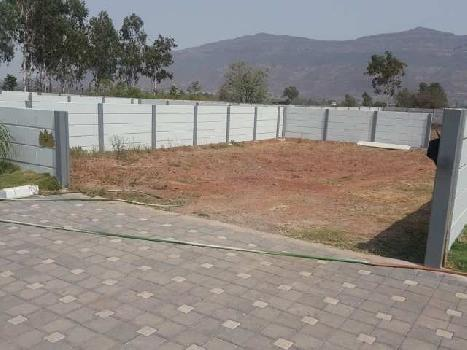 Bungalow Plot for Sale in Gated Community near Kanhe Phata
