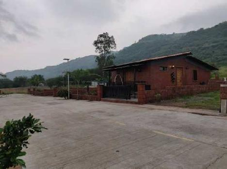 Bungalow plot in Takve, Near Talegaon