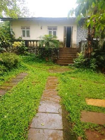 2 Bedroom Bungalow built on a big plot in Khandala