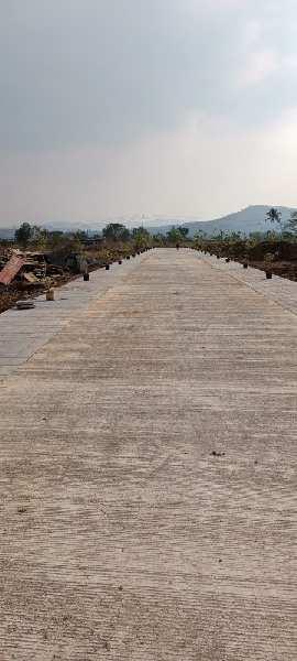Ready to built NA Plot near Somatne Phata