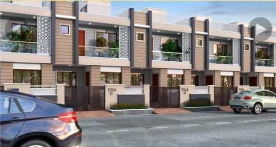 4 BHK Individual Houses / Villas for Sale in Jhalamand, Jodhpur