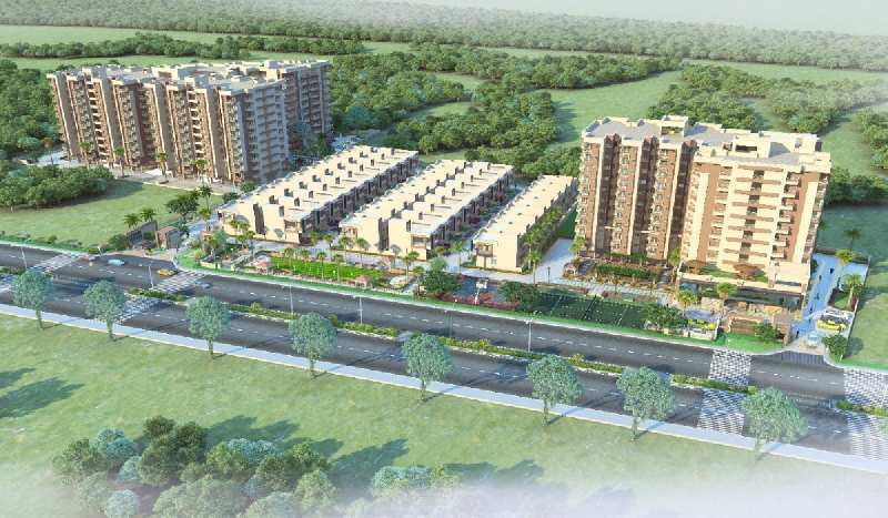 2 BHK Flats & Apartments for Sale in Ajmer Road, Jaipur