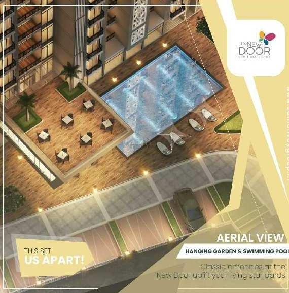 2 BHK Flats & Apartments for Sale in Mahindra SEZ, Jaipur