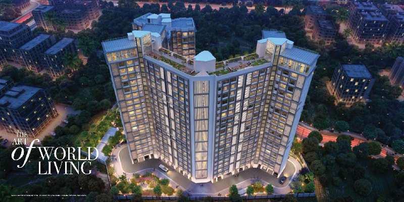 3 BHK Flats & Apartments for Sale in Chembur, Mumbai