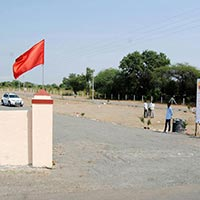 Shree Ghanoba Developers Pune Nagar Highway Plots for Sale @ Shikrapur - Pune