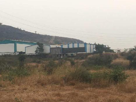 Industrial Land For Sale In Chakan MIDC, Pune