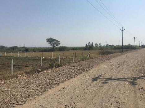 Agriculture Plot For Sale In Ranjangaon MH