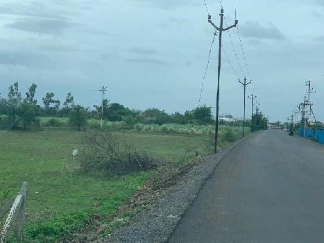 Industrial Farm Land For Sale In Shirur, Sanswadi ,Pune