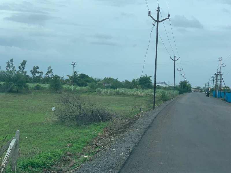 Industrial Farm Land For Sale In Shirur, Sanswadi ,Pune