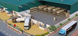 Industrial NA Plot For Sale In Akshay Business Park