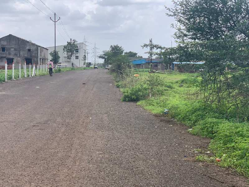 Industrial Land For Sale In Shirur ,Pune