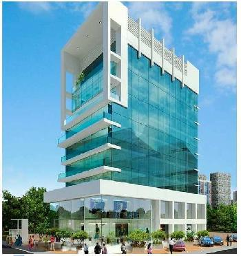 825 Sq.ft. Office Space for Sale in Kharghar, Navi Mumbai