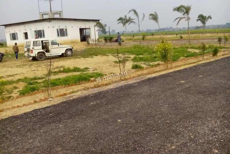 Residential Plot For Sale At Pratap Vihar