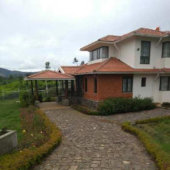 Independent villa for sale in Coonoor