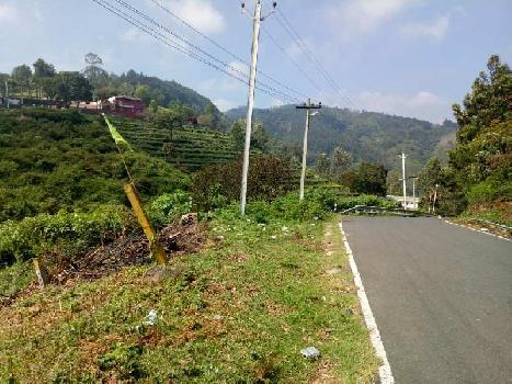 Residential plot Sale in Coonoor