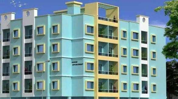 2 BHK Flats & Apartments for Sale in Kalyan, Mumbai