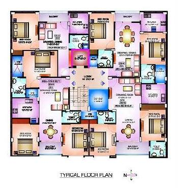 1 Bhk Flat in Ivg Ultima Near Harbinger Heights