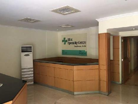 Clinic & Hospital Building for Rent in Panchsheel Park, South Delhi