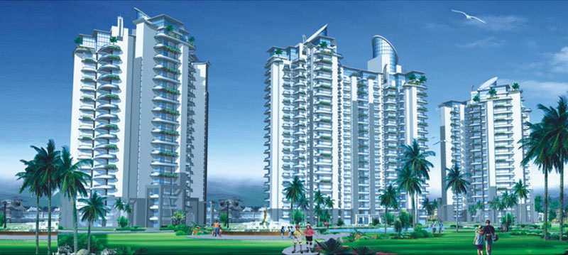 High Rise Life Style Now in Budget