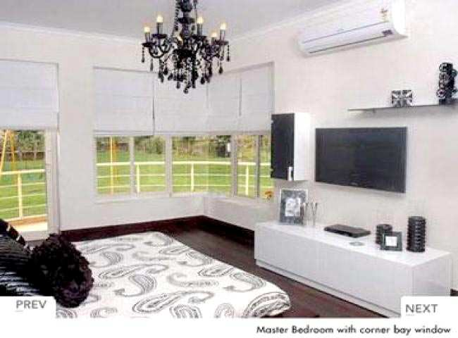 Hamilton Heights- 3 BHK Furnished Apartment