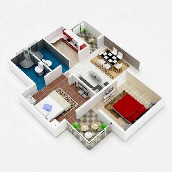 2 BHK Flats for sale in Sarvawas, Bhiwadi