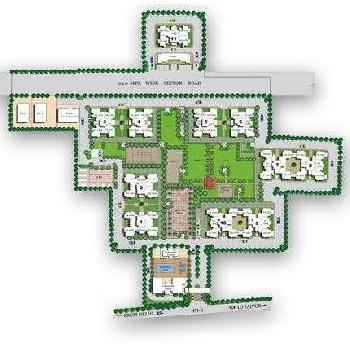 3 BHK Flats for sale in Vipul Garden Dharuhera