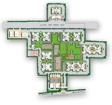 3 BHK Apartment for sale in Vipul Gardens, Dharuhera